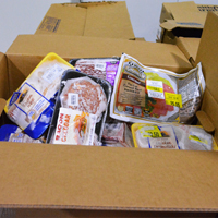 Assorted Frozen Meat Box